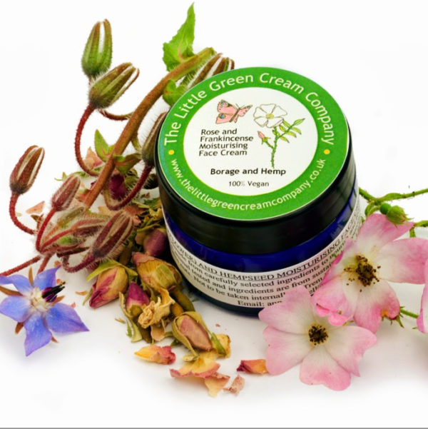 Borage and Hemp Face Cream