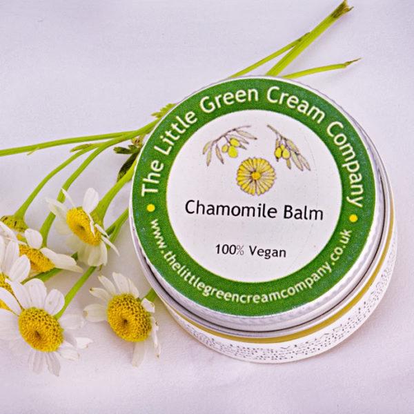Organic Balm, Chamomile