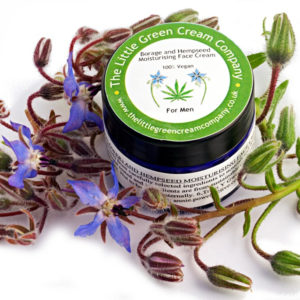 Borage and Hemp for Men